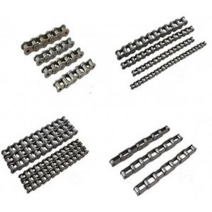 Short pitch precision roller chain(B series)